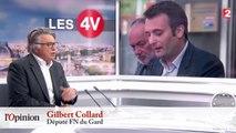 Robert Ménard: «Marine Le Pen doit virer Florian Philippot»