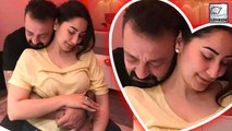 Maanayata Dutt Posted A Romantic Picture With Sanjay Dutt