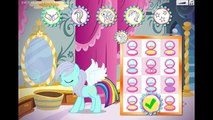 Par par soins Jeu cheveux cheval enfants petit fabricant poney vers le haut en haut vidéo animal salon gameplay tutotoons