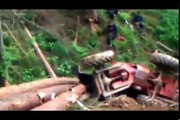 Top Most Amazing Machines Heavy Equipment, Tractor VS Tractor Fail, Tractor Pulling Tree F