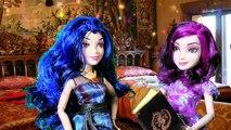 Et bébé garder les enfants descendance petit sirène partie Princesse le le le le la jouet Disney mal evie 1 ariel
