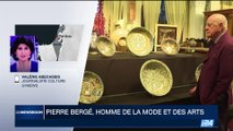 Pierre Bergé, homme de la mode et des arts, n'est plus