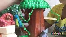 Slime Rescue w/ Mowgli, Baloo, Bagheera, King Louie, Shere Khan & Kaa from Disneys The Ju