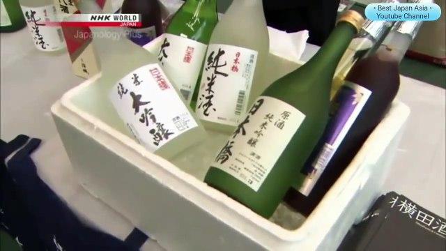 2017 NEW Japanology Plus: Yoram Ofer And Japanese Sake • Japanophiles