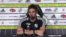 Conférence de Presse d'avant-match J05 - RC Strasbourg / Amiens SC (3)