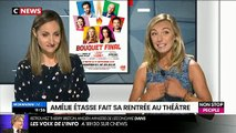 """Amélie Etasse, de """"Scènes de ménages"""", à l'affiche d'une pièce de théâtre à partir du 19 septembre - VIDEO"""