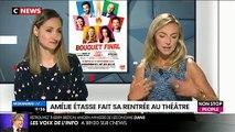 Amélie Etasse, de Scènes de ménages, à l'affiche d'une pièce de théâtre à partir du 19 septembre - VIDEO_512x384
