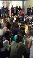 Rentrée en musique - École Simone Veil (Hérouville St-Clair)