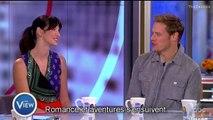 [VOSTFR] Interview de Caitriona Balfe et Sam Heughan - The View (Outlander saison3)
