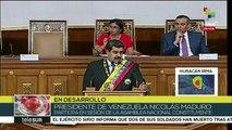 Maduro: Venezuela cumple y seguirá cumpliendo sus compromisos