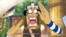 #660 Enel Finishes off Usopp - Enel talks to Gan Fall