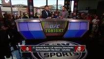 Amanda Nunes vs Valentina Shevchenko   UFC 213 PREVIEW   UFC TONIGHT