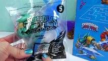 Content des gamins repas Nouveau de de examen Ensemble équipe piège vidéo Skylanders 6 jouets mcdonalds