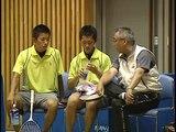 ソフトテニス ハイジャパ2009 準決勝(1)
