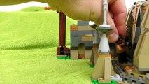 Лего Звездные Войны Битва на планете Такодана 75139. Lego Star Wars Battle on Takodana. Ки