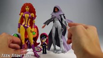 TEEN TITANS Collection of Starfire with Starfire The Terrible, Funko Pop Starfire and Teen Titans Go
