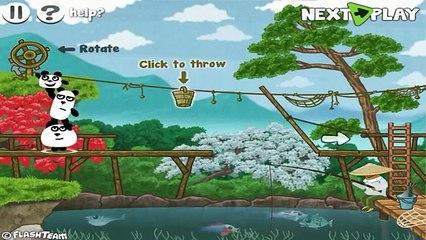En Niños para serie de juegos de dibujos animados de la panda de tres de dibujos animados 10 Japón  