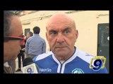 San Severo - Fidelis Andria 0-1 | Intervista Giancarlo Favarin Allenatore Fidelis Andria