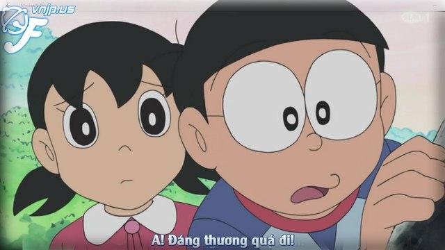 Doraemon Vietsub [Tập 167][HD][Chào Mừng Đến Với Tâm Trái Đất (Phần 2)][08-05-2009] Doraemon Full Movies