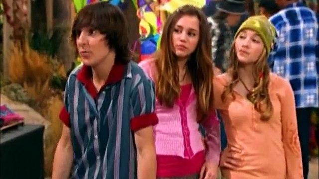 Hannah Montana 1x20 Debt It Be