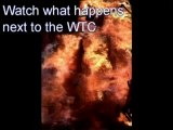 Windsor Tower vs WTC Twin Towers