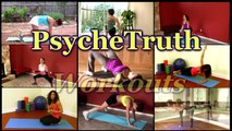 Warm Up for Core Strength, Low Back Pain, Yoga Stretches Routine, How to Stretch Abs Worko