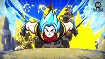 Parodie super-héros contre Goku x luffy superman x thor dbs reion