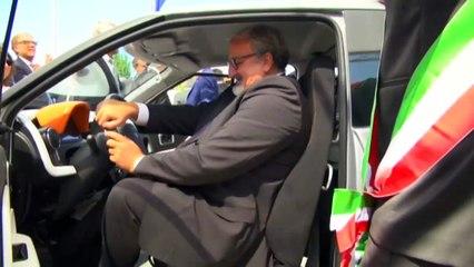 Ecco l'auto elettrica 'made in Bari', schiaffo della Puglia alle multinazionali
