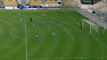Andrei Cristea  Goal HD - FC Juventus Bucuresti1-2Poli Iasi 09.09.2017