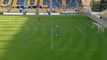 Andrei Cristea  Goal - FC Juventus Bucuresti vs Poli Iasi 1-2 (09.09.2017)