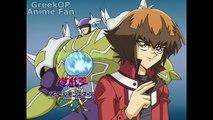 Yu-Gi-Oh! Duel Monsters GX greek subs:  Kagurazaka (Yugi Deck) vs Juudai Μέρος Α'