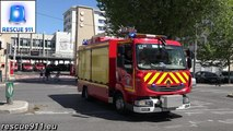 Sapeurs Pompiers SDIS 06 CSP Nice-Magnan