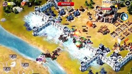 Atacó a jugabilidad mi parte ellos Base siegefall 5