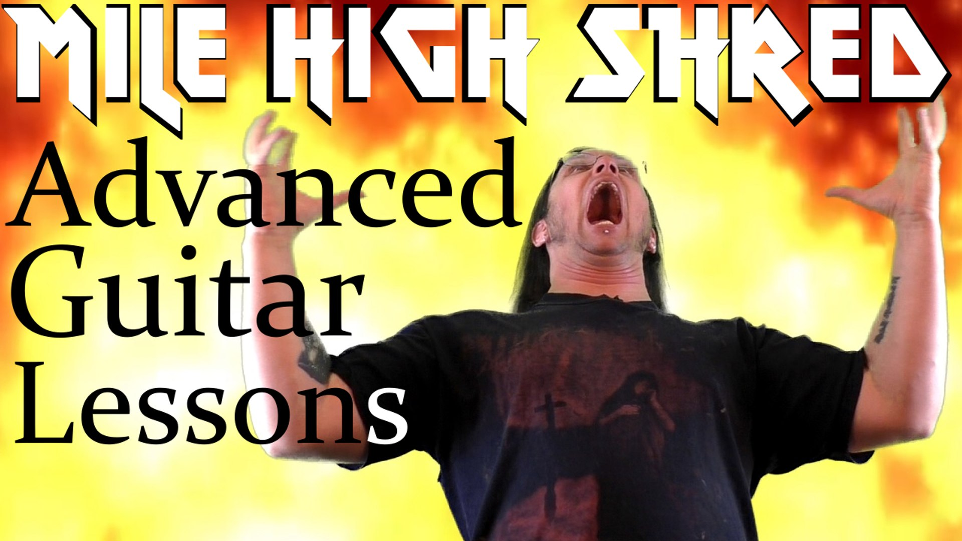Advanced Guitar Lessons • Helping Musicians Grow