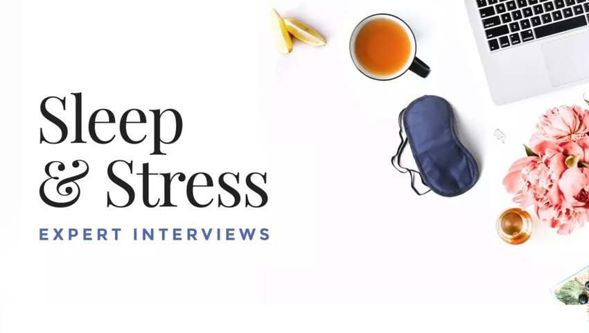 FMTV - Sleep & Stress Expert Interviews
