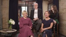 Tracy Letts and Laurie Metcalf Talk Working with First Time Director Greta Gerwig on 'Lady Bird'   TIFF 2017