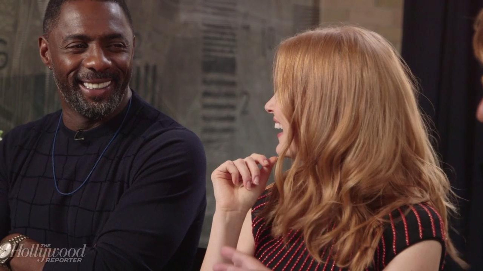 Idris Elba Used an American Accent the Entire Time on Set for 'Molly's Game'   TIFF 2