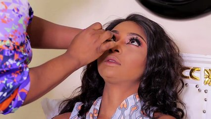 Upclose and Personal with Nollywood megastar Belinda Effah