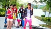 Kamen Rider Fourze × Wizard - Henshin, Form & Finisher