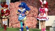あっっ!!!!! ホイップが ! (T_T) キラキラ☆プリキュアアラモ