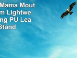 GALAXY TAB A 70 Slim Shell CaseMama Mouth Ultra Slim Lightweight 3folding PU Leather