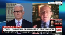 Alan Dershowitz Says Trump Cannot Be Guilty of Obstruction While Exercizing His Constituti