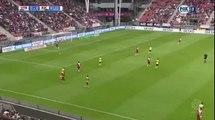 Sander van de Streek Goal HD - Utrecht 1-0 Roda 10092017