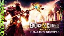 Y caos en línea orden y revisión de la orden de la Guerra del Caos juego