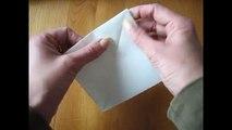Étoile instructions de pliage origami teelicht etoile teacandle hd / Allemand