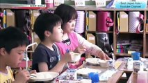 2017 NEW Japanology Plus: School Lunch For Kids In Japan & School Lunch Restaurant