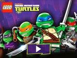 Formación tmnt ninja de LEGO LEGO Ninja Turtles tutorial