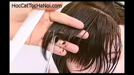 Video Học Cắt Tóc cơ bản Kiểu, Basic Haircut Very Short