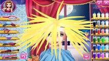 Réal coupes de cheveux la Coupe de cheveux et Robe vers le haut des jeux pour filles