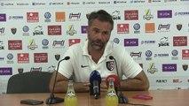 Conférence de presse d'après-match Toulon/Toulouse : Ugo Mola